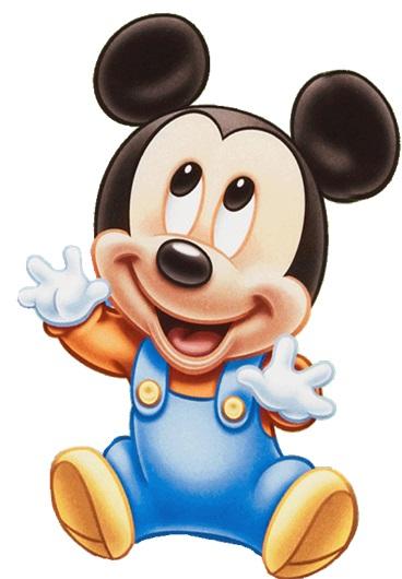 Imgenes de Mickey Baby  Imgenes para Peques
