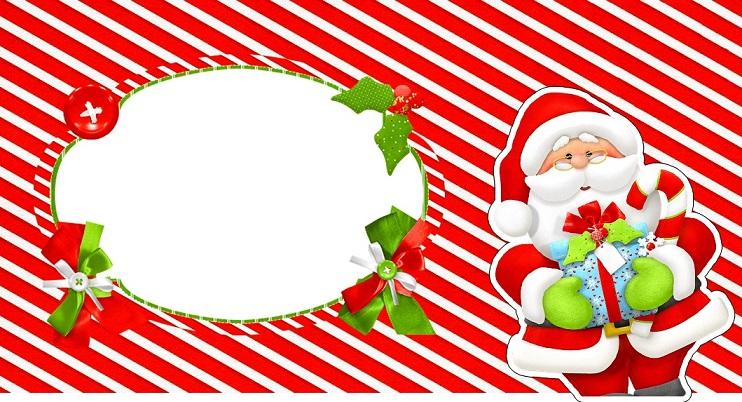 Imágenes y Tarjetas Navidad Papa Noel Santa Claus