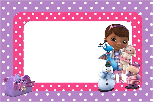 Free Doc Mcstuffins Invitations for good invitations template