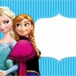 Marcos e imágenes de Frozen