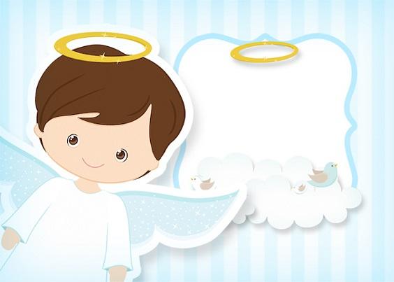 Marcos e imágenes de ángeles bebés | Imágenes para Peques