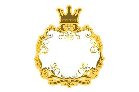 Im genes y marcos con coronas de pr ncipe o rey im genes - Modelos de coronas ...