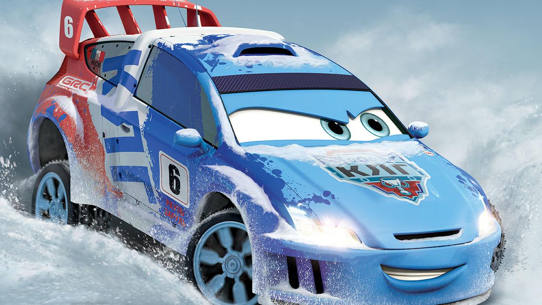 Imágenes con personajes de Cars | Imágenes para Peques