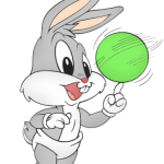 Imágenes y marcos de Looney Tunes