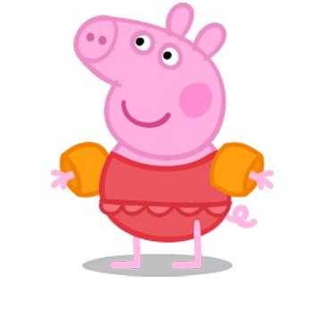 im genes de personajes amigos de peppa pig im genes para