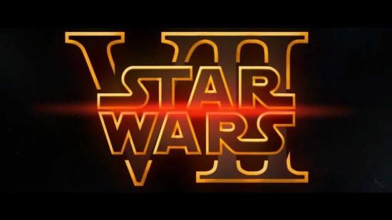 Logo Star Wars 7 - Imágenes Star Wars 7 - Fondos de pantalla Star Wars 7 -