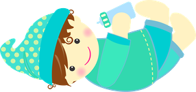 figuras de bebes para baby shower nacimiento