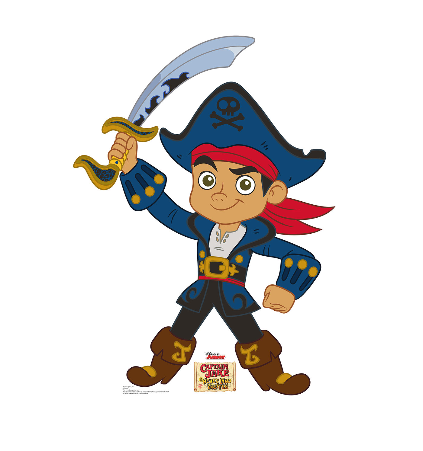Jake And The Neverland Pirates Coloring Pages Cubby