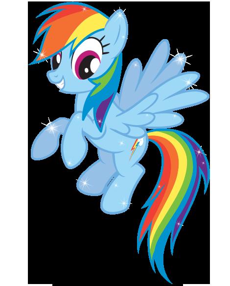 Rainbow Dash Imagenes Pony