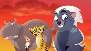 La Guardia del León fotos Imagenes personajes Guardia del Leon Disney
