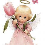 Imágenes ángeles bebes y niños