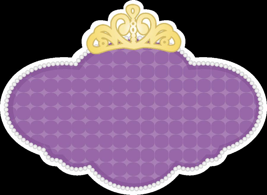 Imágenes En Png Para Editar: Logo De Princesa Sofía