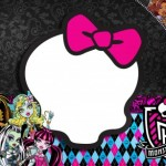 Fondos y marcos de Monster High