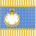 Imágenes y marcos con coronas de Príncipe o Rey