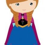 Imágenes de Frozen: Elsa, Anna, Kristoff y Hans