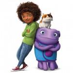 Imágenes personajes de película Home