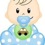 Imágenes para Baby Shower y Nacimiento: bebes, ositos, mamaderas y chupetes