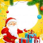 Imágenes y Tarjetas de Feliz Navidad y Papá Noel