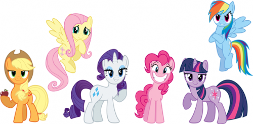 What Are The Six Main Elements Of Art : Imágenes de my little pony para peques