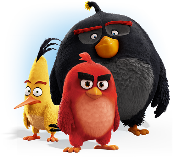 Imagenes angry birds 2016