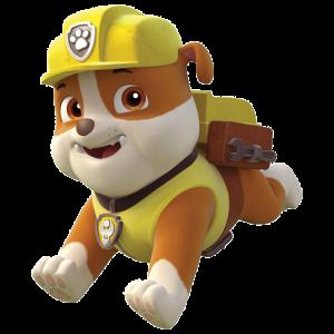 paw patrol personajes
