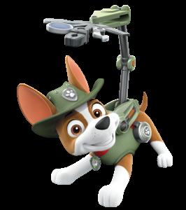 tracker patrulla canina imagenes