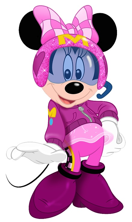 minnie-imagenes-png-minnie-corredora-autos