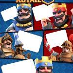 Imágenes y marcos de Clash Royale