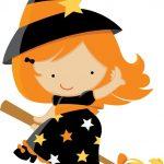 Imágenes de Halloween: escobas, calabazas, brujitas y mucho más