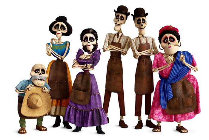 Imágenes de COCO Disney Pixar | Imágenes para Peques
